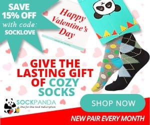 Sock Panda Coupon Save 15%