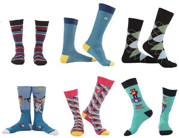 Sock Panda Men's Socks