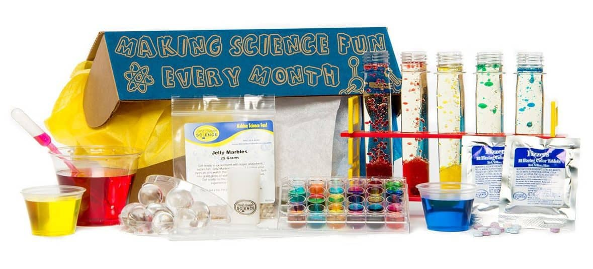 The Spangler Science Club