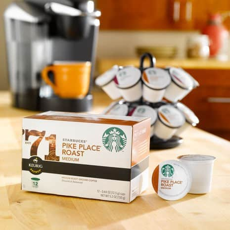 Starbucks Coffee Subscription Box