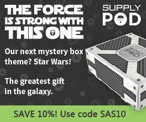 Supply Pod Black Friday - Save 10% Off Supply Pod
