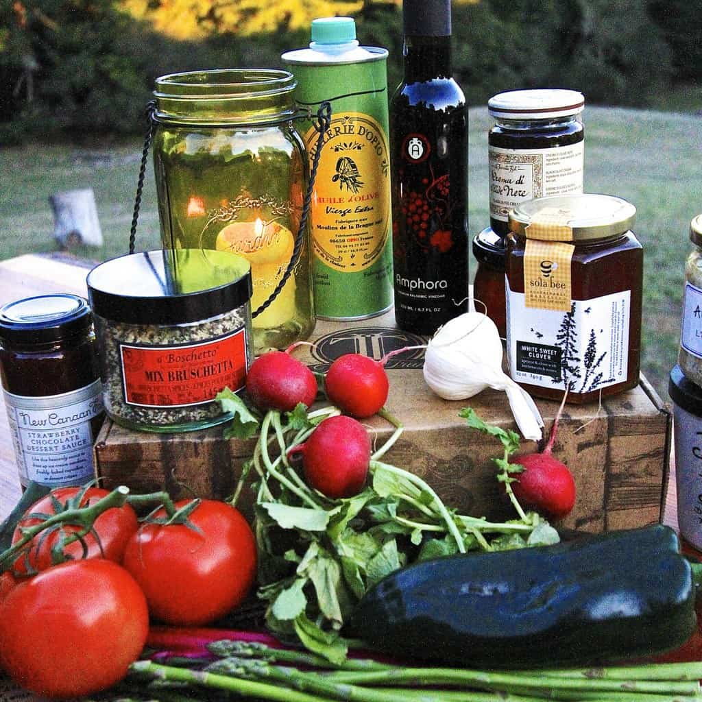 Taste Trunk Monthly Subscription Box