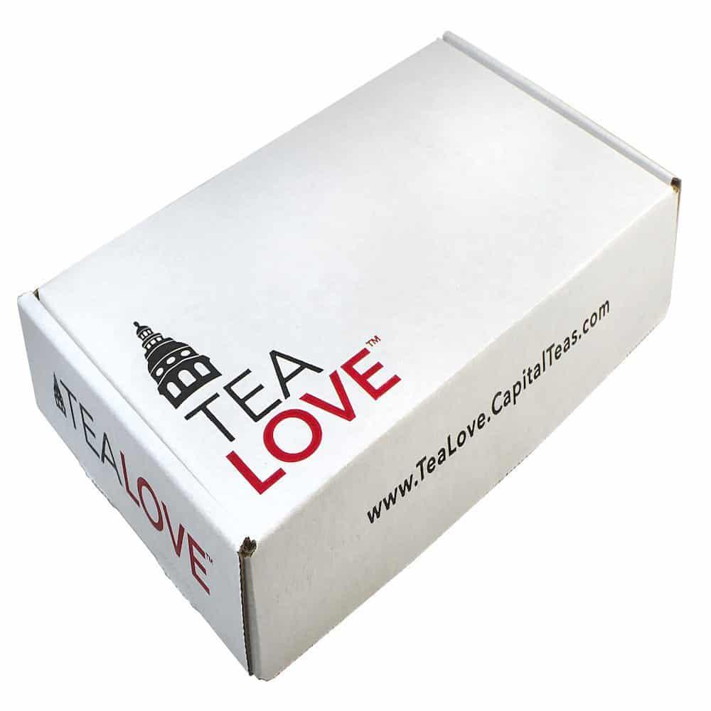 TeaLove Monthly Tea Box