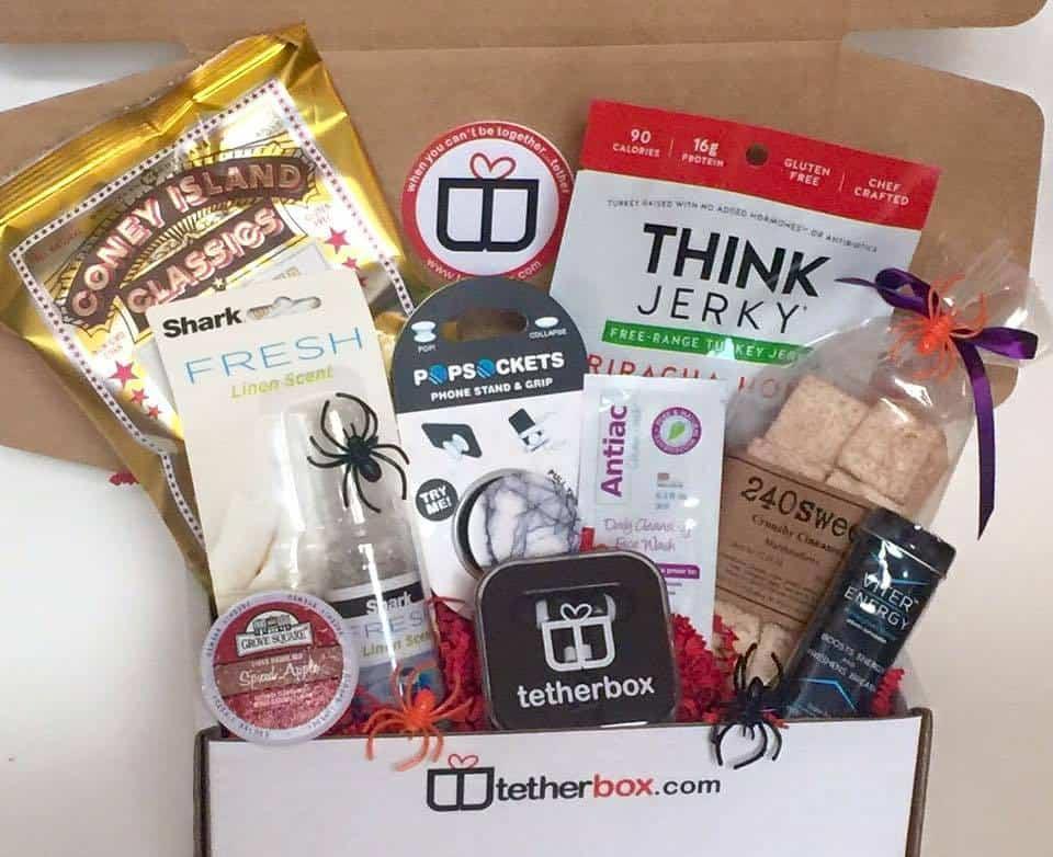 TetherBox Subscription Box