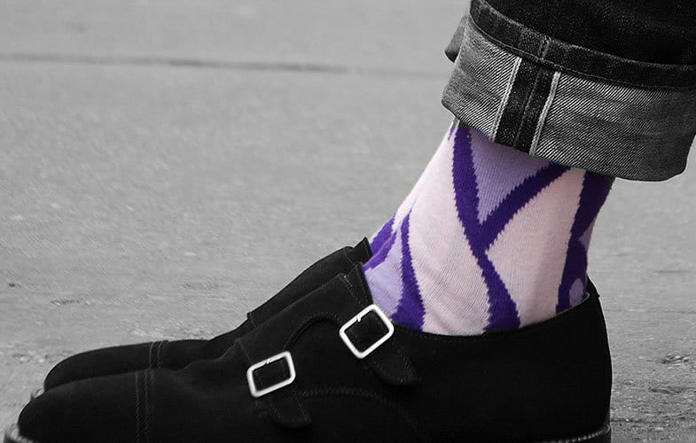 The Sock Lounge Sock of the Month Club