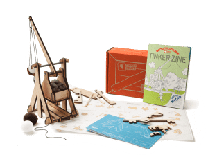 Tinker Crate STEM Subscription Box for Kids
