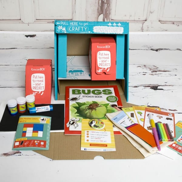 Toucan Box Subscription Box for Kids