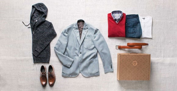 Trunk Club Subscription Box for Men