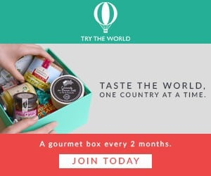 Try The World Coupon