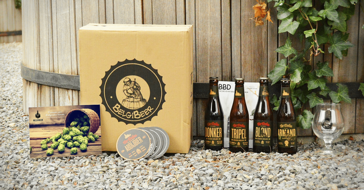 Belgibeer Beer Subscription Box