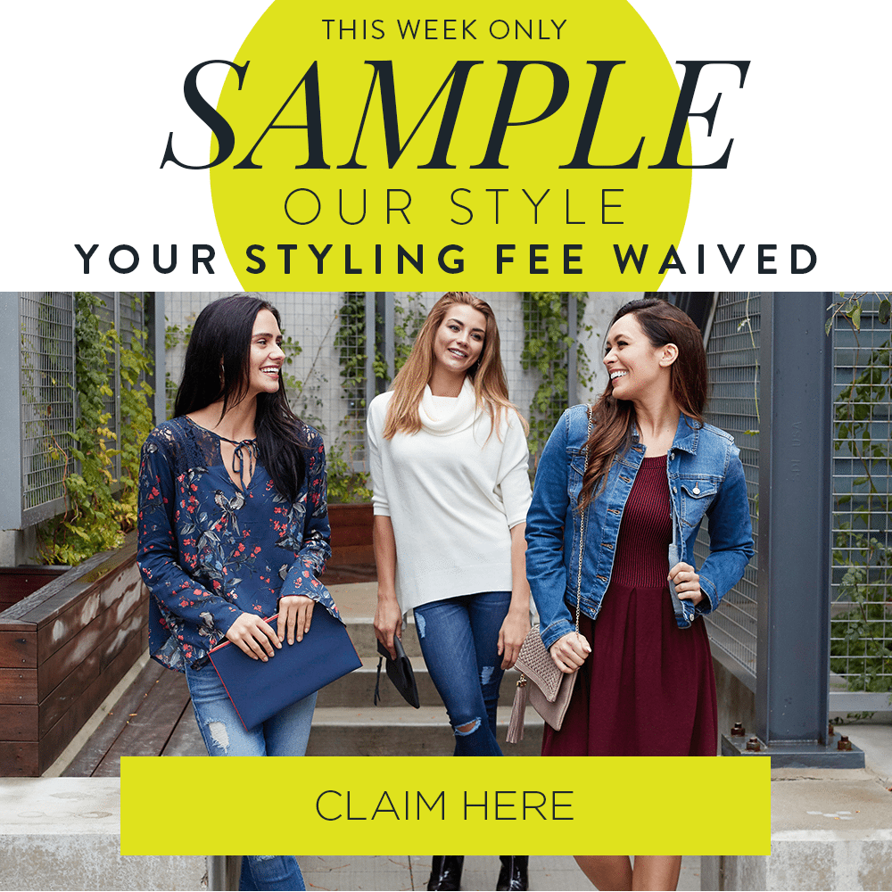Wantable Style Edit Cyber Monday Sale - No Styling Fee