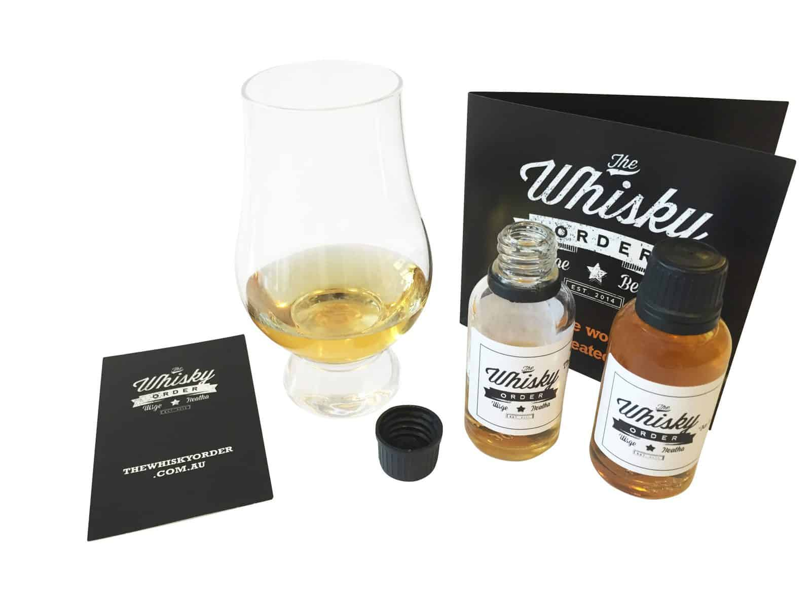 The Whiskey Order Whisky Subscription Box