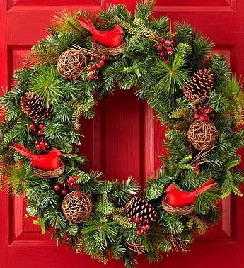 Wreath of the Season Club Holiday Subscription Box
