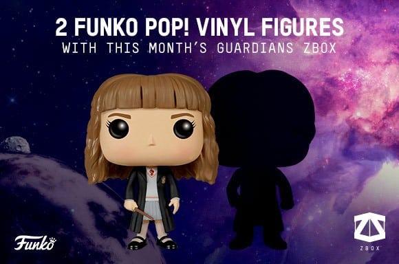 ZBOX Free Hermione Granger Funko Pop! Vinyl