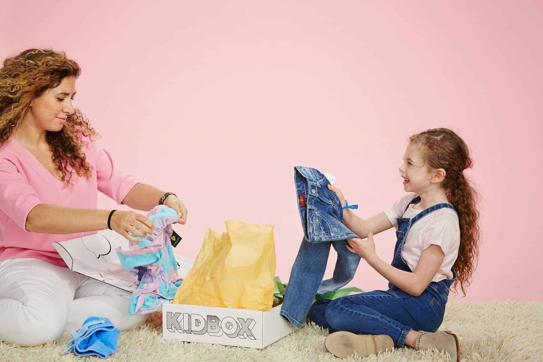KIDBOX Kid's Fashion Subscription Box
