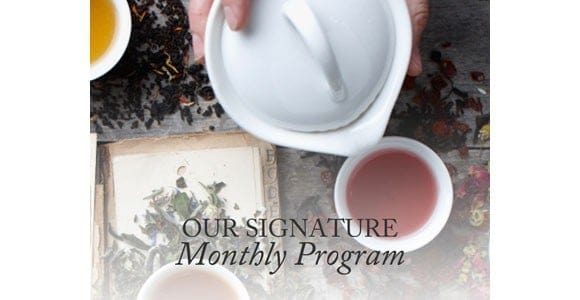 Art of Tea Tea of the Month Club Monthly Subscription