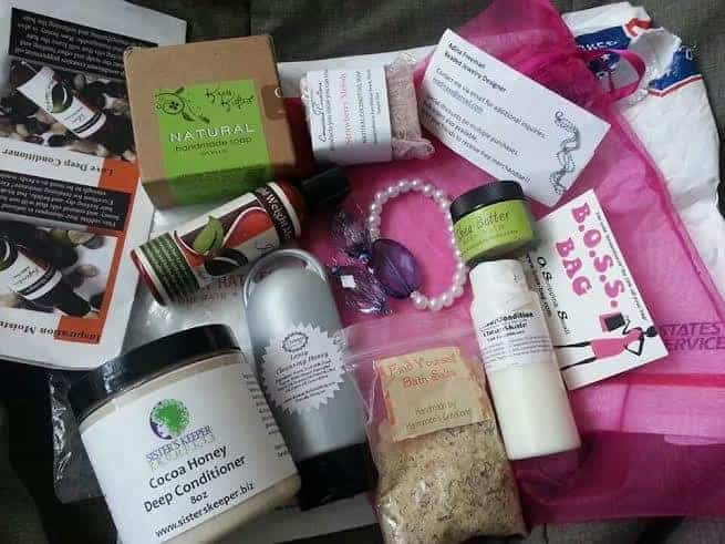 B.O.S.S. Bag Monthly Subscription