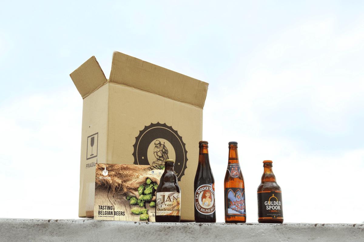 Belgibeer Beer Subscription Box