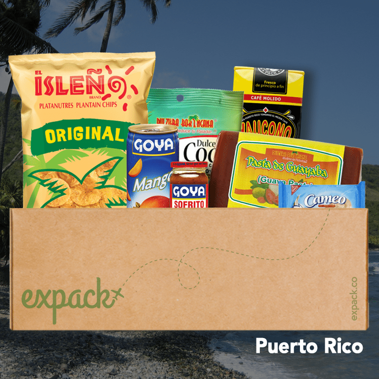Expack Subscription Box
