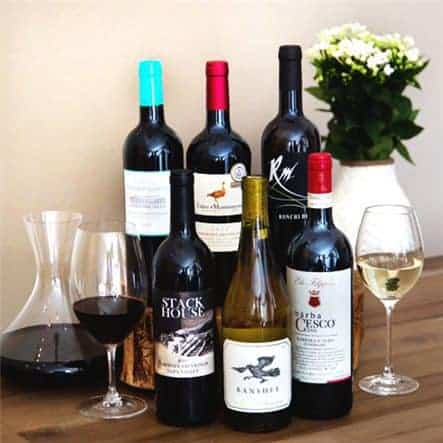 Global Wine Cellars Wine Club Subscription Box