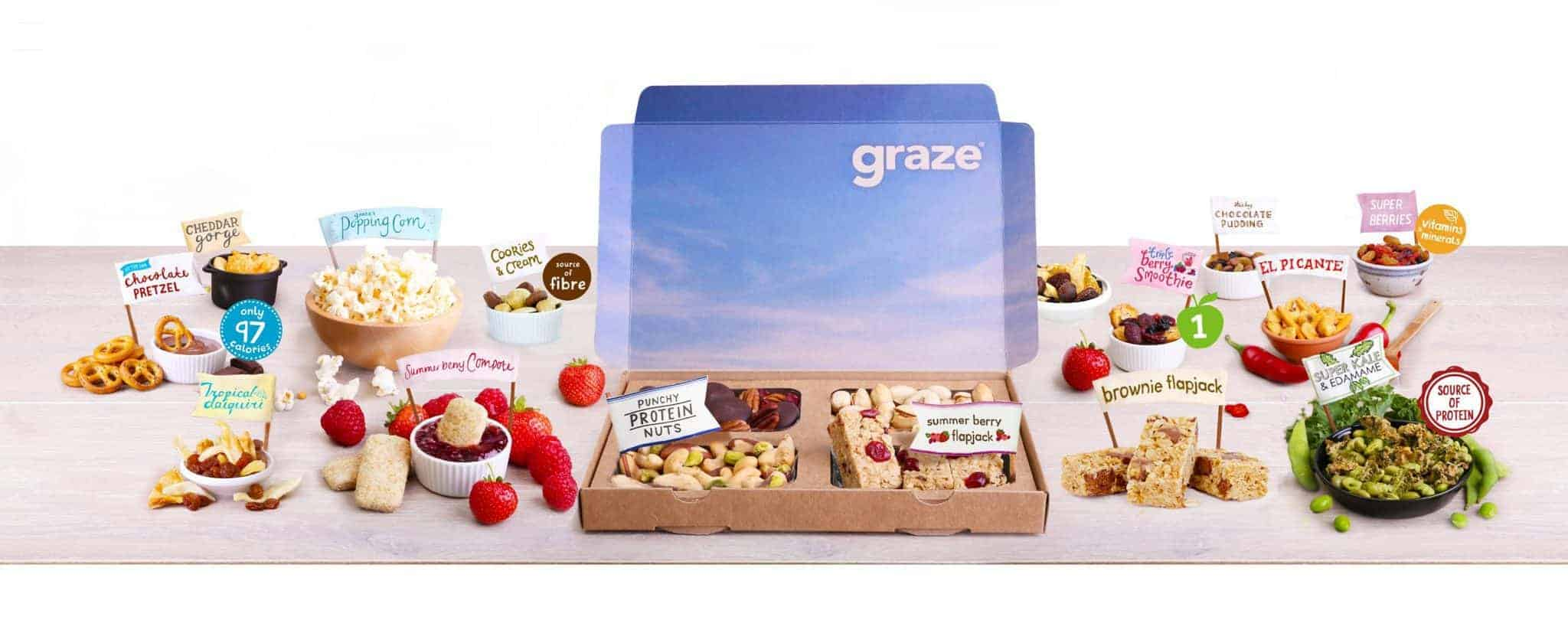 Graze Subscription Box