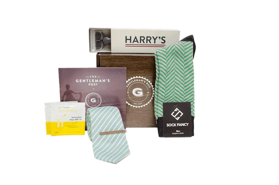 Gentleman's Box Men's Lifestyle Subscription Box