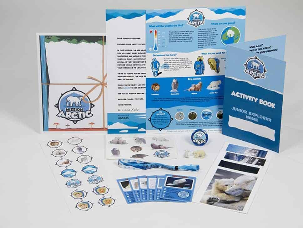 Junior Explorers Subscription Box