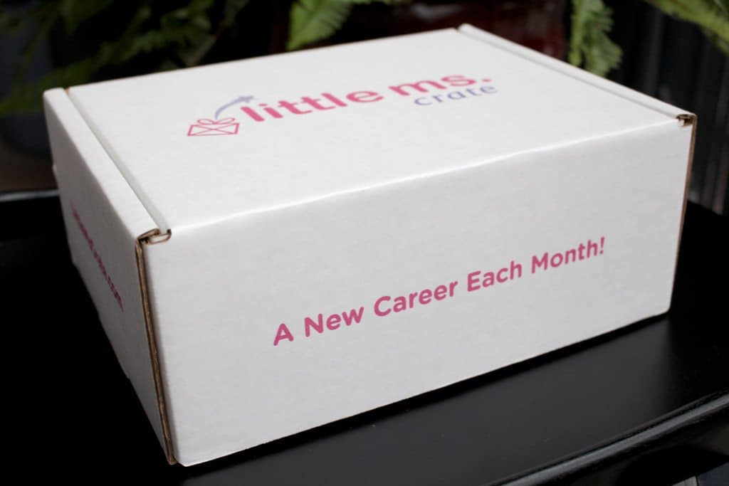 Little Ms Crate STEM Subscription Box for Girls