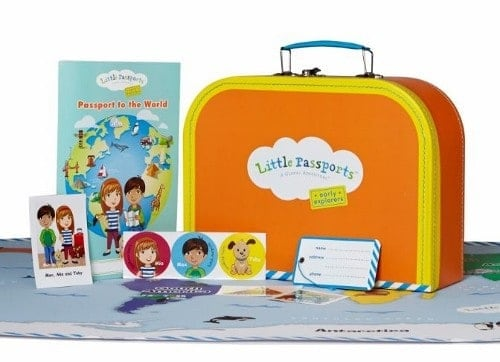 Little Passports Early Explorer