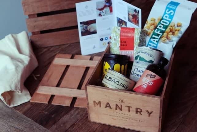 Mantry Subscription Box