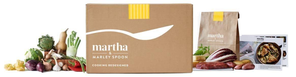 Marley Spoon Subscription Box