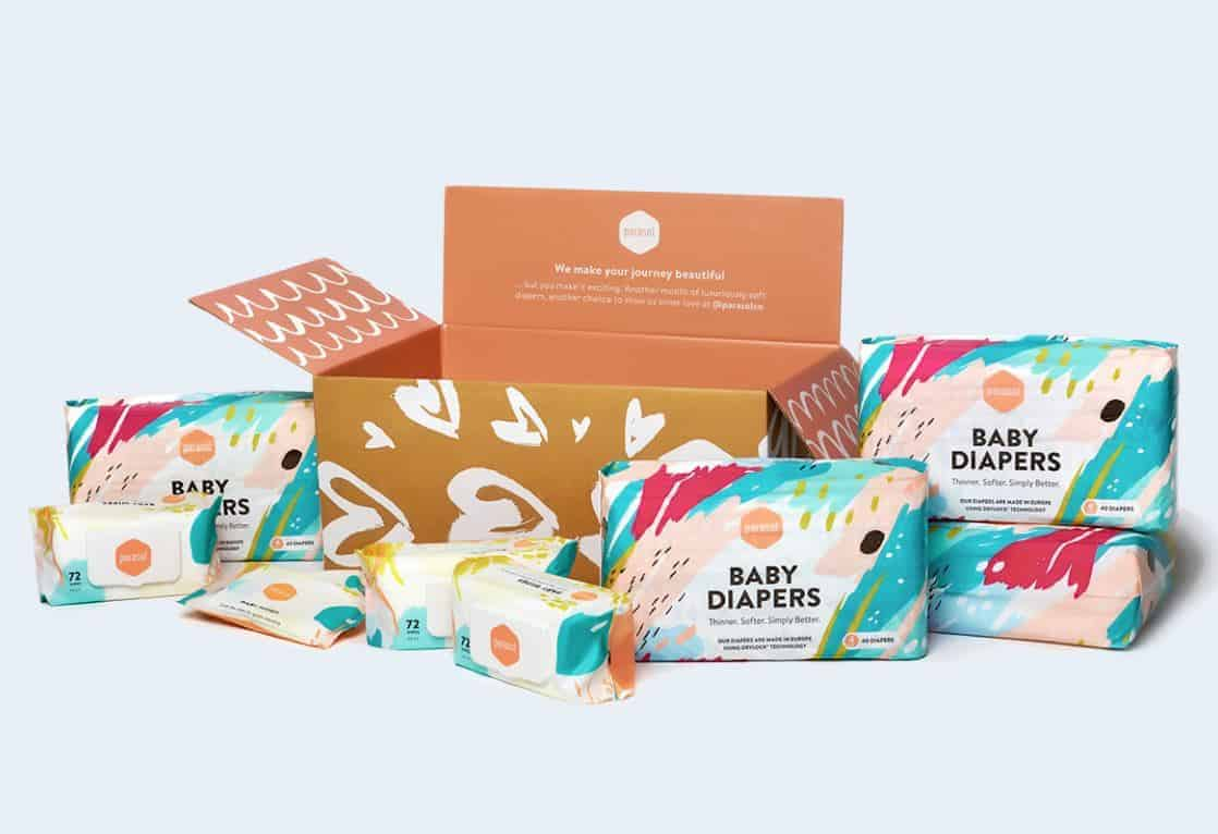 Parasol Co Diapers & Wipes Subscription