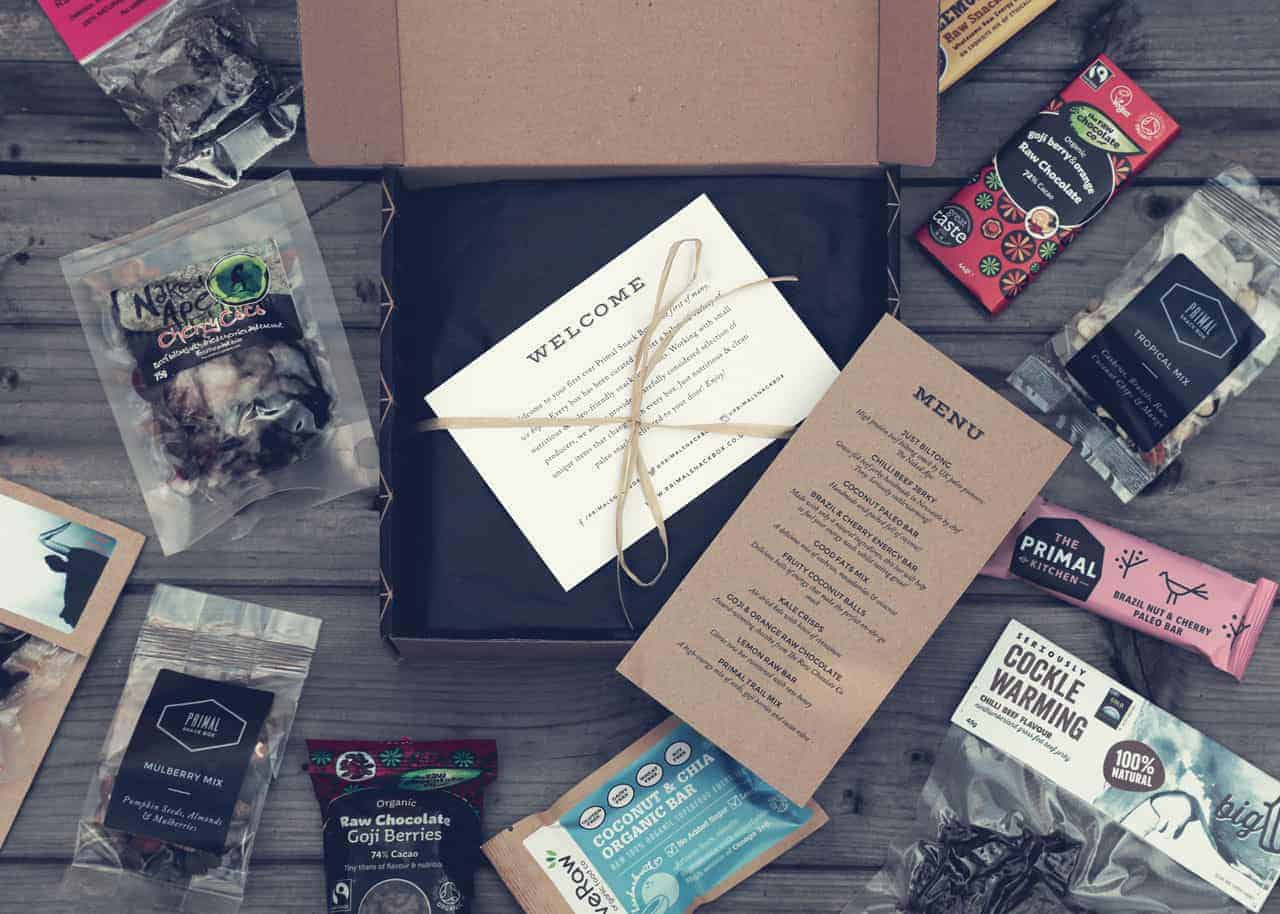 Primal Snack Box Subscription Box