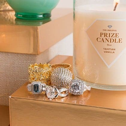 Prize Candle Candle Club