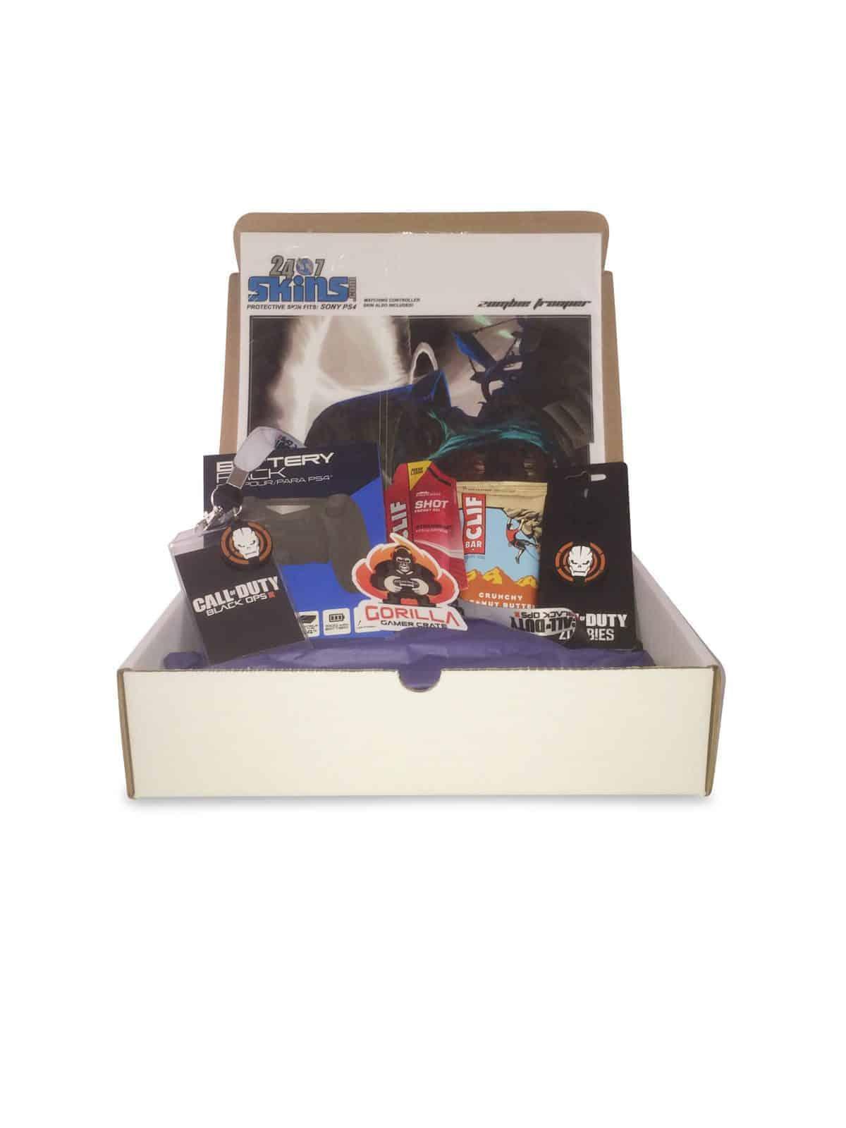 Gorilla Gamer Crate Subscription Box