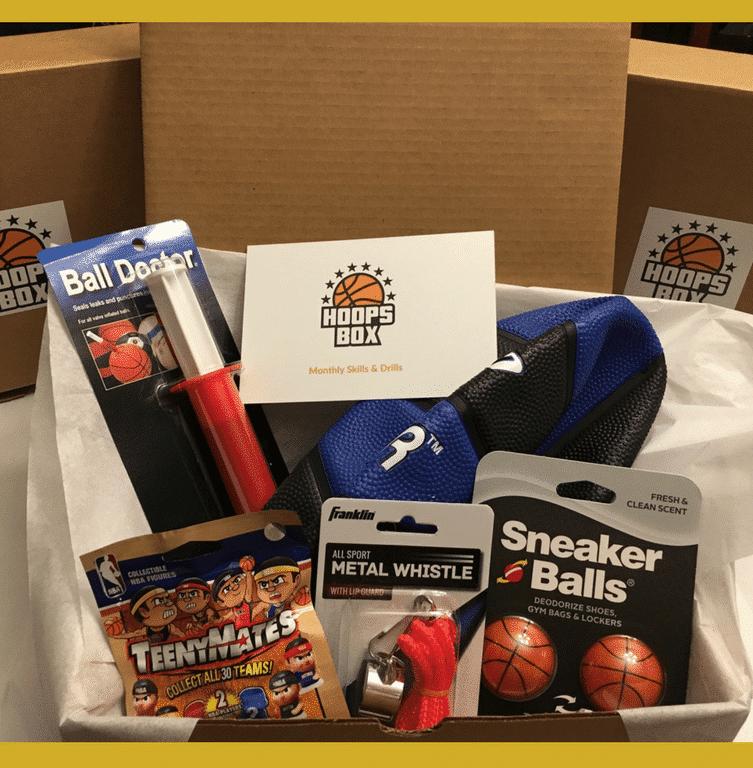Sports Box Co Hoops Box Subscription Box