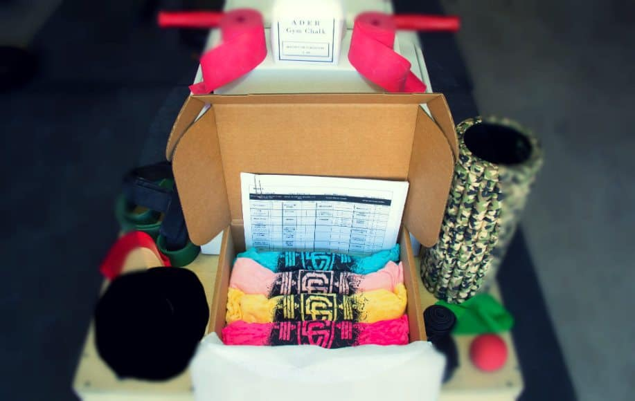 StrengthCrate Fitness Subscription Box