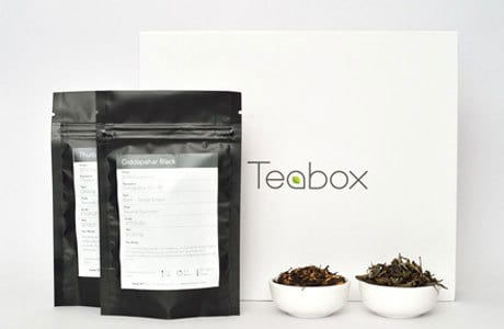Teabox Subscription
