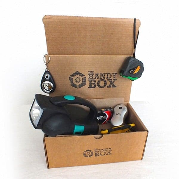 The Handy Box Monthly Subscription Box