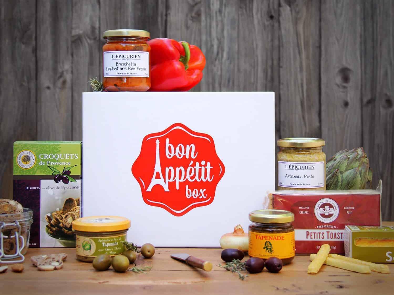Bon Appétit Box Gourmet Food Subscription Box