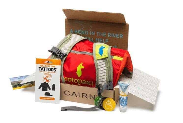 Cairn Outdoor Subscription Box