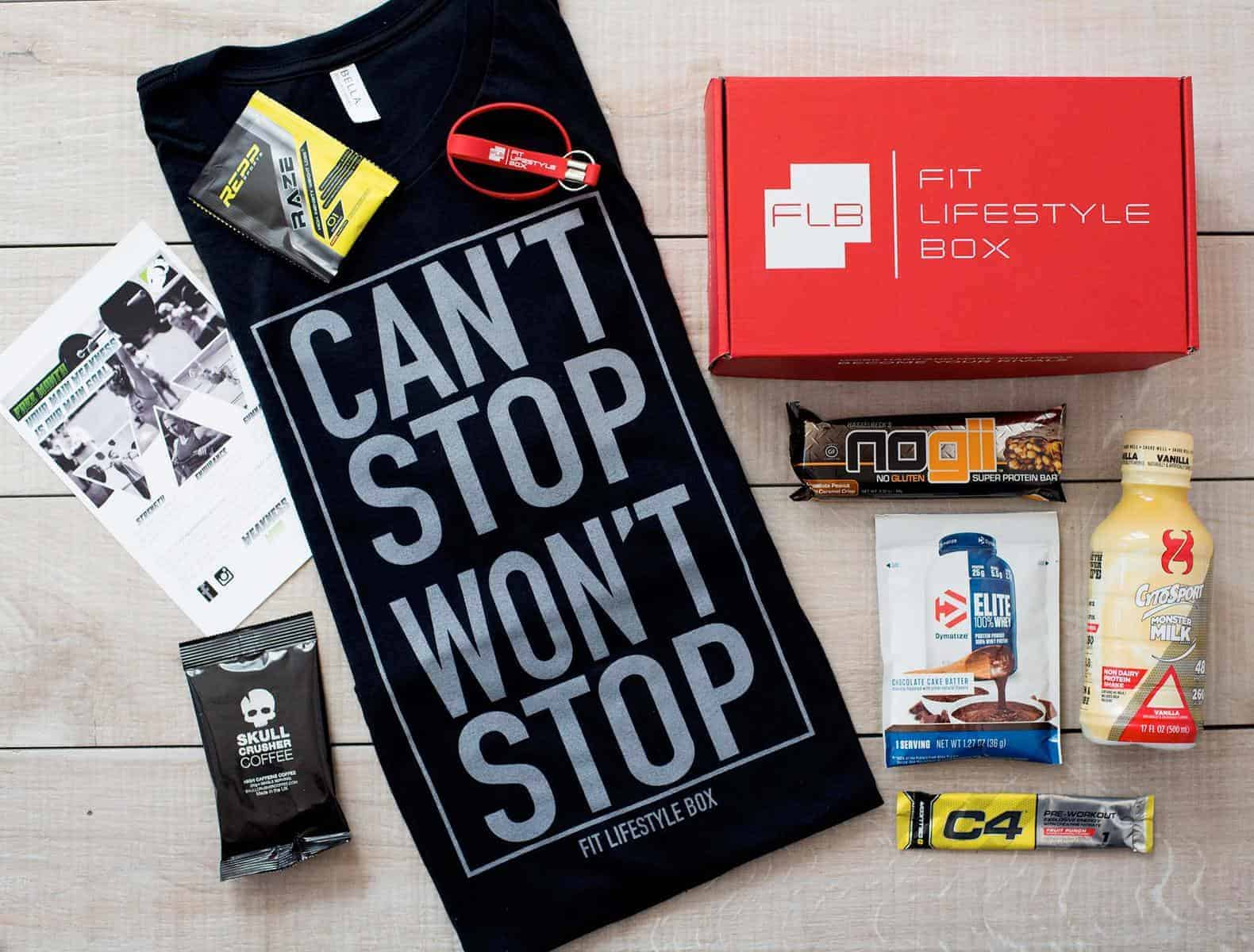 Fit Lifestyle Box Subscription