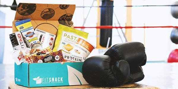 Fit Snack Healthy Snack Subscription Box