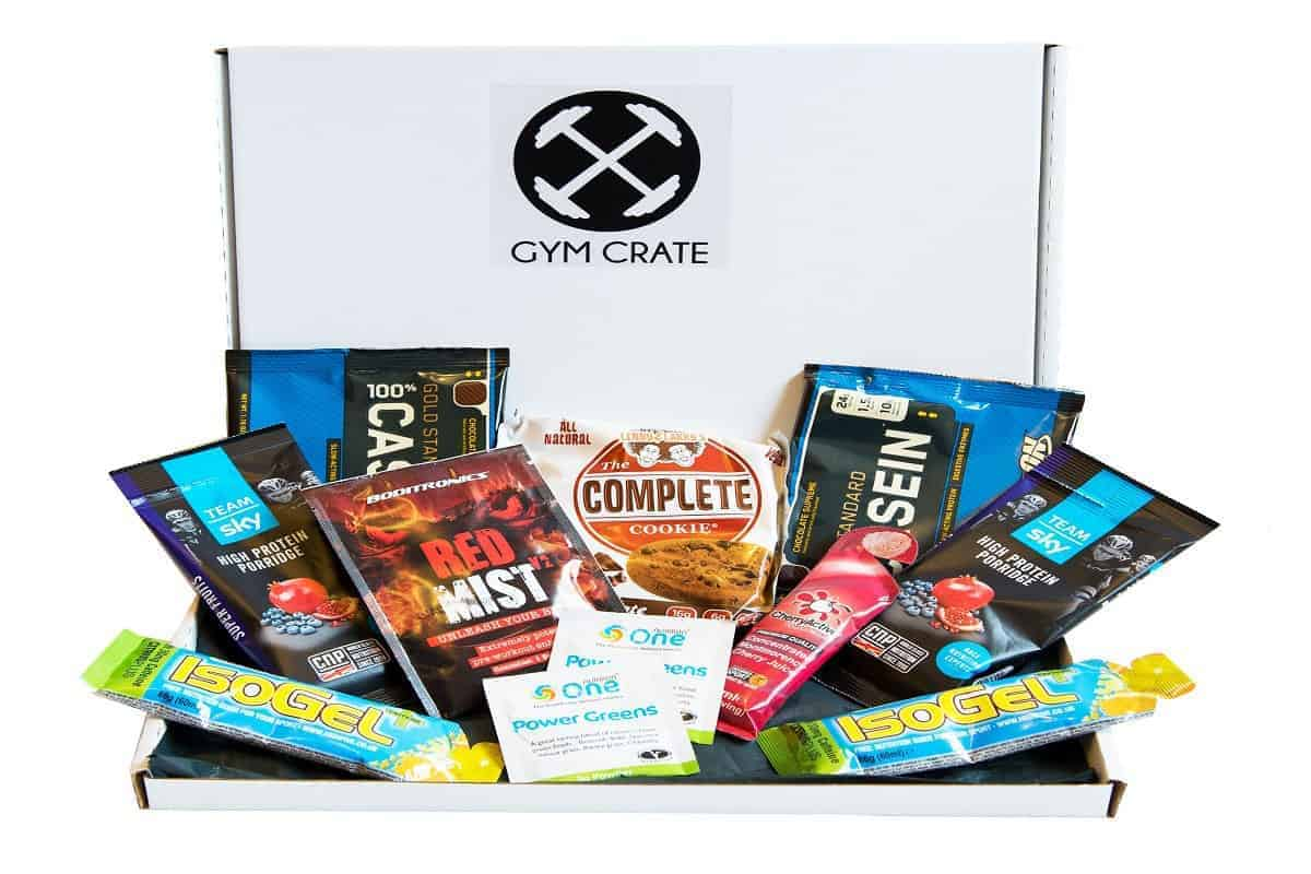 Gym Crate
