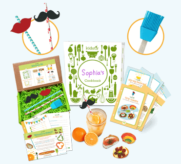 Kidstir Monthly Subscription Box