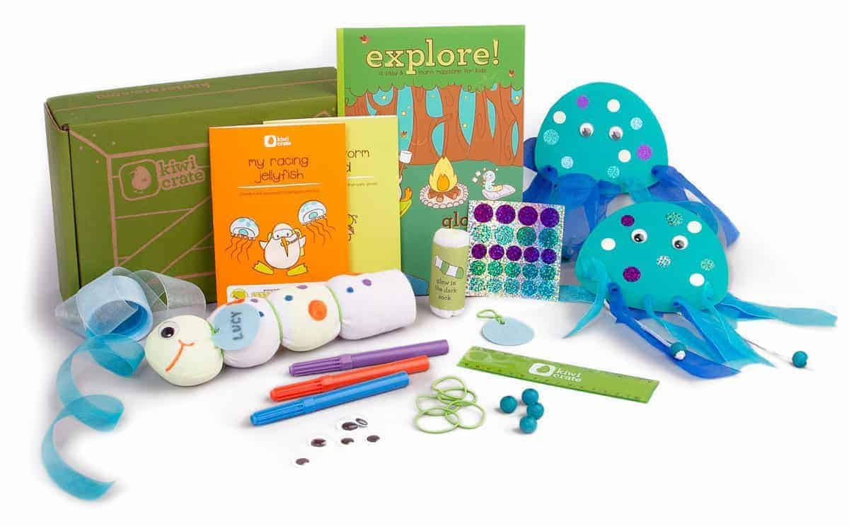 Kiwi Crate Subscription Box for Kids