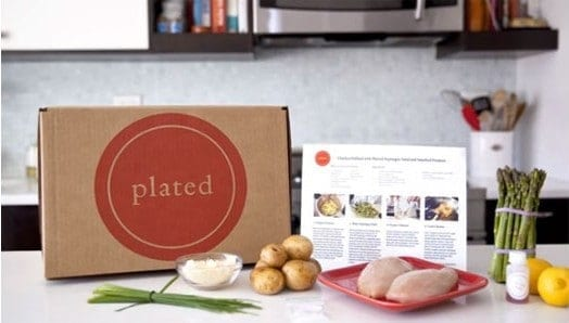 Plated Meal Delivery
