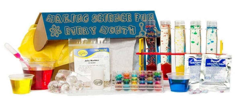 The Spangler Science Club