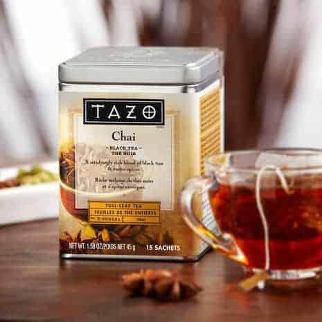 Starbucks Tea Subscription Box