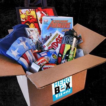 SuperHeroStuff Hero Box